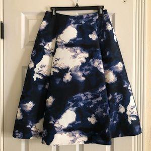 Kate Spade Dusk Cloud skirt